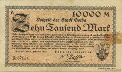 10000 Mark ALLEMAGNE  1923  TTB