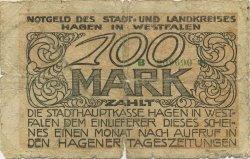 100 Mark ALLEMAGNE  1922  AB