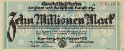 10 Millions Mark ALLEMAGNE  1923  SUP