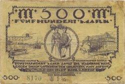 500 Mark ALLEMAGNE Kehl 1922  TB+