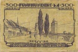 500 Mark ALLEMAGNE  1922  TB+