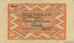 1 Million Mark ALLEMAGNE Kettwing 1923  TTB