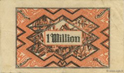 1 Million Mark ALLEMAGNE Kettwing 1923  TTB
