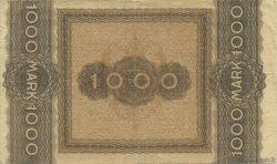 1000 Mark ALLEMAGNE Köln 1922  TB+