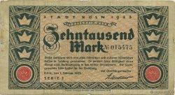 10000 Mark ALLEMAGNE Köln 1923  TB