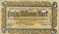50 Millions Mark ALLEMAGNE  1923  TB+