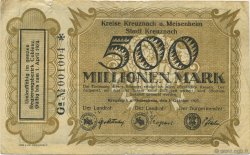 500 Millions Mark ALLEMAGNE  1923  TB