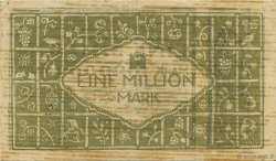 1 Million Mark ALLEMAGNE  1923  TB+