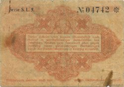 10 Goldpfenning ALLEMAGNE  1923 Mul.3000.23 B+