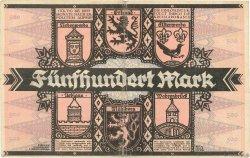500 Mark ALLEMAGNE Liebenwerda 1922  TB à TTB