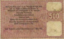 1 Million Mark ALLEMAGNE Ludwigshafen 1923  TTB