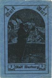 1 Mark ALLEMAGNE  1921  TTB