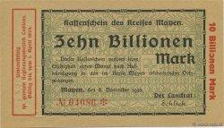 10 Billions Mark ALLEMAGNE Mayen 1923  pr.NEUF