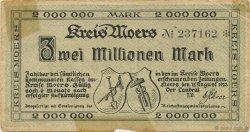 2 Millions Mark ALLEMAGNE  1923  TB