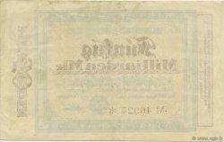 50 Milliards Mark ALLEMAGNE  1923  TTB