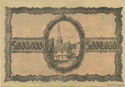 5 Millions Mark ALLEMAGNE Mülheim 1923  SPL