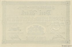 3 Mark ALLEMAGNE Mulhouse 1914  pr.NEUF