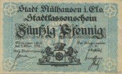 50 Pfennig ALLEMAGNE  1918  TTB
