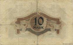 10 Mark ALLEMAGNE Neumünster 1918  TB