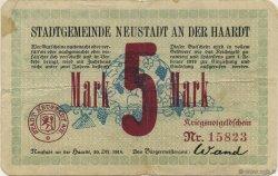 5 Mark ALLEMAGNE  1918  TTB