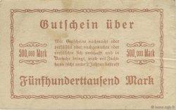 500000 Mark ALLEMAGNE  1923  TTB
