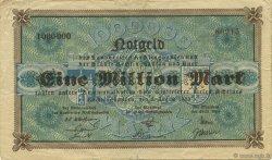 1 Million Mark ALLEMAGNE Recklinghausen 1923  TTB