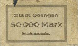 50000 Mark ALLEMAGNE  1923  TB+