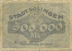 500000 Mark ALLEMAGNE  1923  B+