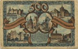 500 Mark ALLEMAGNE  1922  TTB
