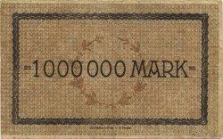1 Million Mark ALLEMAGNE Trier - Trèves 1923  TTB