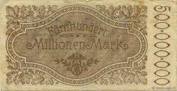 500 Millions Mark ALLEMAGNE Trier - Trèves 1923  TTB