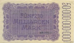 10 Milliards Mark ALLEMAGNE  1923  SPL