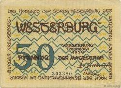 50 Pfennig ALLEMAGNE  1920  SUP