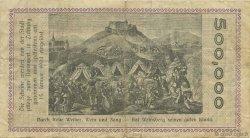 500000 Mark ALLEMAGNE Weinsberg 1923  TB+