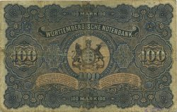100 Mark ALLEMAGNE  1911 P.S0979 pr.TB