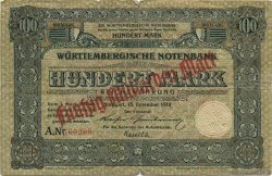 50 Milliards Mark ALLEMAGNE Stuttgart 1923 PS.0991 TB