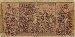 5 Reichsmark ALLEMAGNE  1945  TB