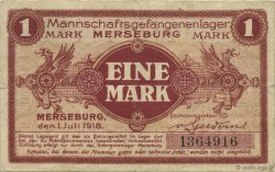 1 Mark ALLEMAGNE  1918  TTB