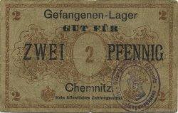 2 Pfennig ALLEMAGNE  1916  B