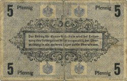 5 Pfennig ALLEMAGNE Chemnitz 1916  TB