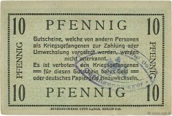 10 Pfennig ALLEMAGNE  1916  SUP