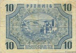 10 Pfennig ALLEMAGNE Coblenz 1947 PS.1005 TTB