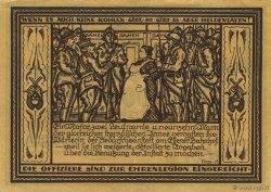 100 Millions Rurhtaler ALLEMAGNE  1923  SUP