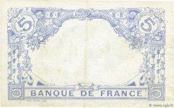 5 Francs BLEU FRANCE  1916 F.02.44 TTB+
