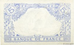 5 Francs BLEU FRANCE  1916 F.02.45 SPL