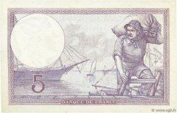 5 Francs VIOLET FRANCE  1932 F.03.16 SPL