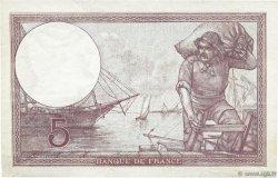 5 Francs VIOLET FRANCE  1933 F.03.17