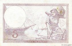 5 Francs VIOLET modifié FRANCE  1939 F.04.05 pr.TTB