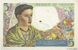 5 Francs BERGER FRANCE  1943 F.05.05 TTB