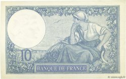 10 Francs MINERVE FRANCE  1925 F.06.09 pr.NEUF